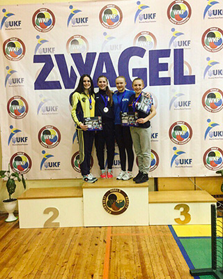 ZVYAGEL OPEN 2017 ippon